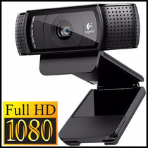 Webcam Logitech C920 Hd Pro Full Hd 1080p 15mp Box Lacrada!