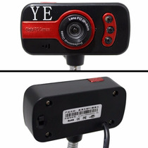 Webcam 8 Megapixel Usb Com Haste Flexivel