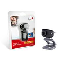 Webcam Facecam 321 Vga Usb 2.0 8 Mp Photos Zoom 3x Genius