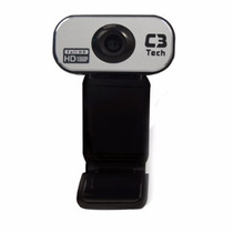 Webcam C3 Tech Usb 12 Megapixels Plug & Play Full Hd 1080p W