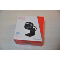 Webcam Microsoft Lifecam Hd-3000 - T3h-00011