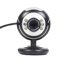 Webcam Camera Pc 2 Mega Pixel 1.3 Real Mp Compatible Windows
