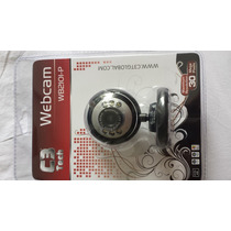 Super Web Cam 30 Mega Pixels Com Led