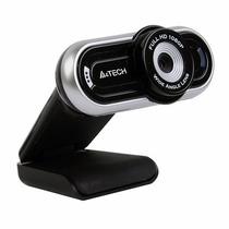 Webcam A4 Tech 16mp Full Hd 1080p C/ Microfone - Pk-920h