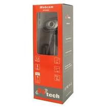 Web Cam Usb Com Microfone Alta Qualidade By Tech By94006