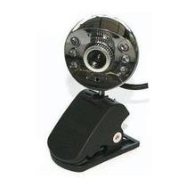 Webcam Vivax 6.0 Mega Pixels C/ Microfone A1057