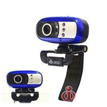 Web Cam N- 300mv 16mp C/ Microfone Integrado Frete Grátis