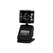 Web Cam 2.0 Leds De Visão Noturna - Hardline