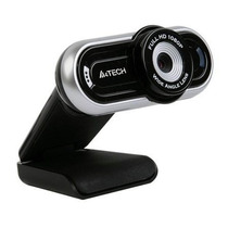 Web Cam Usb 1080p Full Hd 30fps Com Microfone A4tech Pk-920h