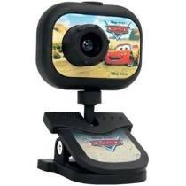 Webcam Carros Da Disney 2.0 Mp Usb