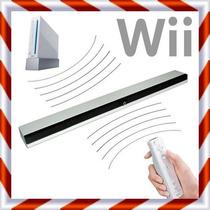 Barra Sensor Sem Fio Wireless Nintendo Wii Com Infravemelho