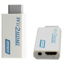 Wii2hdmi- Adaptador Hdmi Para Wii,nintendo,via Full Hd 1080p