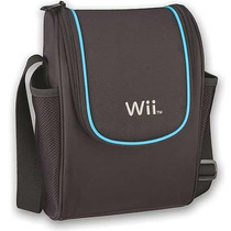 Nova Lacrada Bolsa Deluxe Game Traveller Para Nintendo Wii