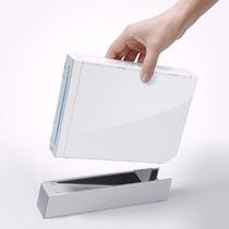 Base De Apoio Para Console Do Nintendo Wii Cinza Usada