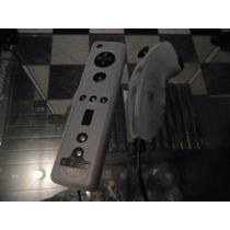 Capa Protetora De Silicone Nintendo Wii Remote+nunchuck