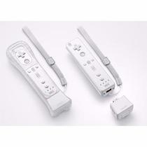 Capa De Silicone Para Acessório Wii Motion Transparente