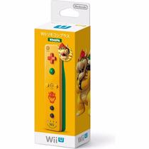 Novo Lacrado Wii Remote Plus Koopa Para Nintendo Wii U
