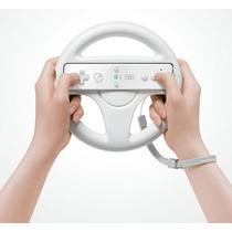 Volante Direção Controle P/ Wii Nintendo - 2 Anos Garantia