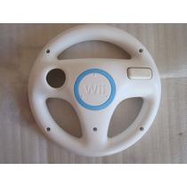 Wii Wheel Volante Nintendo Wii Original Game Jogo Corrida