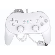 Controle Classic Pro Joystick Wii Frete Gratis
