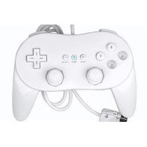 Controle Nintendo Wii Pro Controller --- Menor Preço Do Ml
