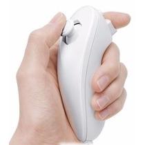 Controle Nunchuck Para Nintendo Wii Branco Menor Preço!!!