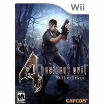 Manual Instruções Resident Evil Wii Edition Nintendo Wii