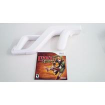 Wii Zapper + Link Crossbow Training Usado