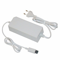 Fonte Para Nintendo Wii Bivolt - Carregador Bivolt 110v/220v