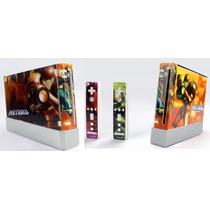 Metroid Nintendo Wii Skin Pelicula Protetora I.s Tech Skin