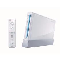 Nintendo Wii Completo Desbloqueado 70 Jogos + Acessórios