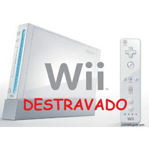 Wii Destravado Destrave Desbloqueio Desbloqueado