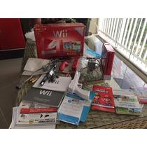 Vendo/troco - Wii Mario 25º Serie Especial + 02 Jogos Origin