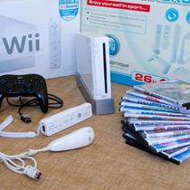 Nitendo Wii Desbloqueado Completo