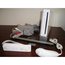 Nintendo Wii Retrocompativel Com Gamecube E Snes, N64,