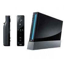 Promoção Console Nintendo Wii Preto Com 02 Controles 7 Jogos