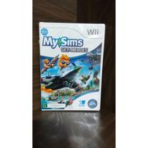 My Sims Sky Heroes Para Wui