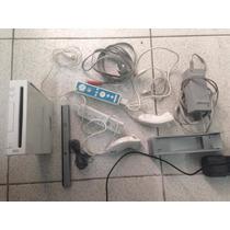 Nintendo Wii Desbloqueado C/ Hd 500gb Cheio De Jogo