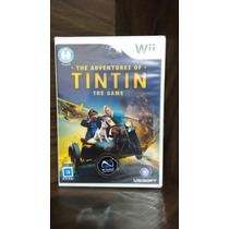The Aventures Of Tintin The Game - Nintendo Wui