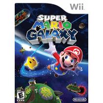 Super Mario Galaxy Wii Original Completo