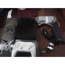 Nintendo Wii Desbloqueado + Hd Externo