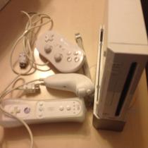 Wii Original Usado, Mas Em Otimo Estado!