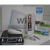 Aparelho Nintendo Wii Original Usado