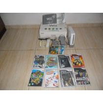 Nintendo Wii Desbloqueado (cd) Compativel Com Game Cube