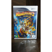 Madagascar 3 Para Wui