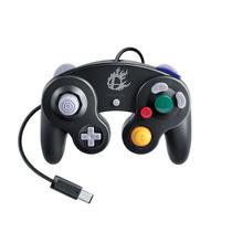 Game Cube Controller Smash Black Jp Controle Nintendo Wiiu