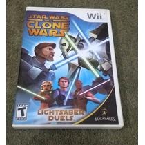 Star Wars Lightsaber Duels - Wii