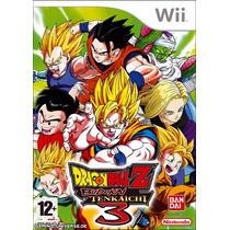 Dragon Ball Z Budakai Tenkaichi 3 (pal)