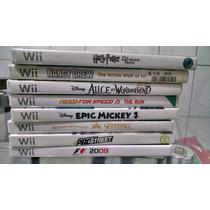 Jogos Para Wii E Wii U - Original Americano E Pal