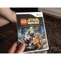 Lego Star Wars Nintendo Wii Serve Para Destrava Wii E Wiiu